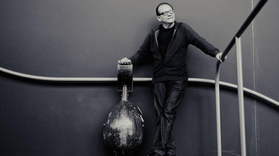 """Anouar Brahem an seiner Oud - die Review zur ECM-LP """"Blue Maqams"""""""