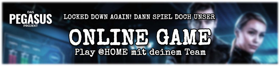 PLAY@HOME Online Game DAS PEGASUS PROJEKT