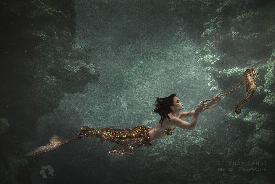Meerjungfrauen Einzel- und Gruppenshootings