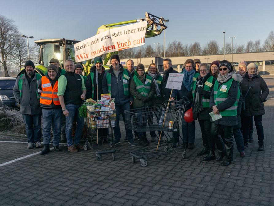Foto mit freundlicherer Unterstützung vom Landvolk Wesermünde bereitgestellt