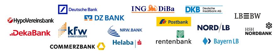 16 größte Banken in Deutschland