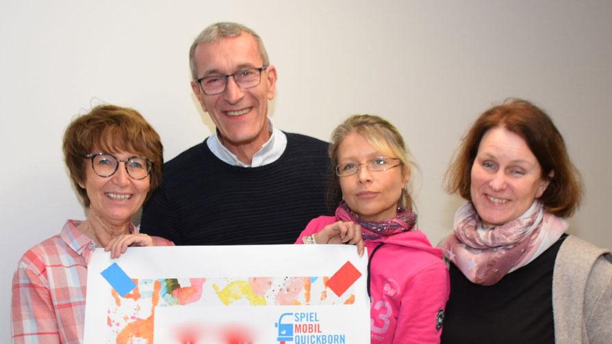 Stadtjugendpflegerin Birgit Hesse (links) hat mit ihrem Team zur Jubiläumsfeier ein umfangreiches Programm vorbereitet.
