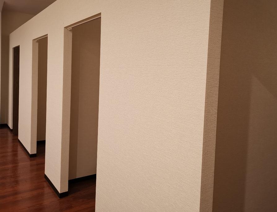 パーソナルトレーニング堺市 完成個室