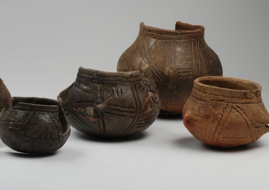 Keramik Herxheim (jüngste Phase LBK)
