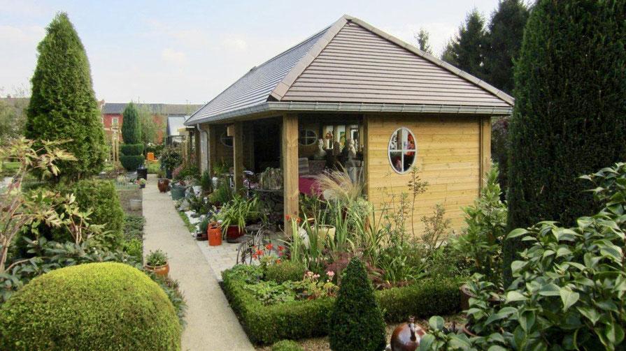 BLS aménage et entretien votre jardin dans tout le Hainaut et le Brabant Wallon