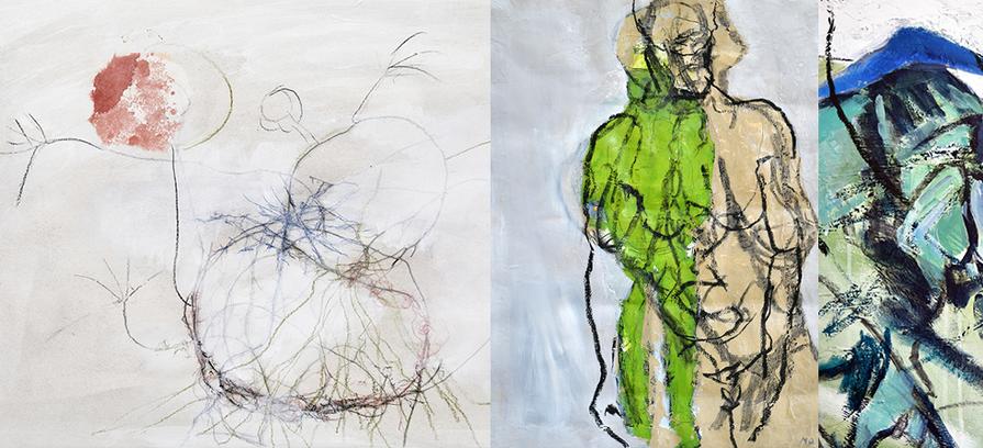 Die Werke von Susanne Gressmann und Matthias Oppermann sind Anfang Dezember im Kunstverein zu sehen