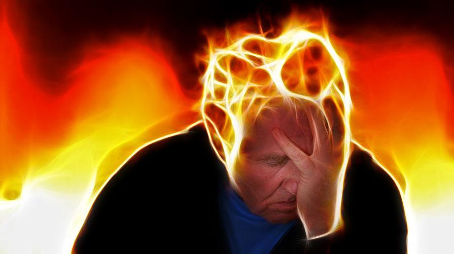 Osteopathie bei, Kopfschmerz,Migräne, Spannungskopfschmerz
