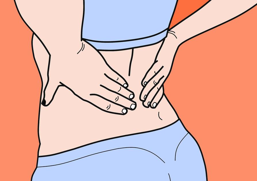 ärztliche Osteopathie beim Piriformissyndrom