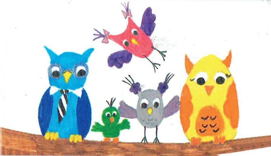 Dieses von Kindern gezeichnete Bild ist auch das Leitmotiv für die diesjährige Familienmesse