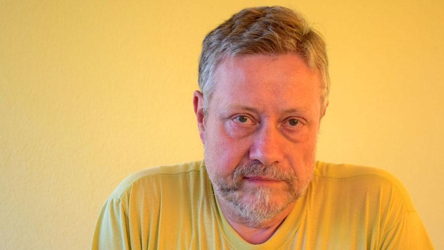 Der Kieler Journalist Reinhard Pohl ist einer der Referenten