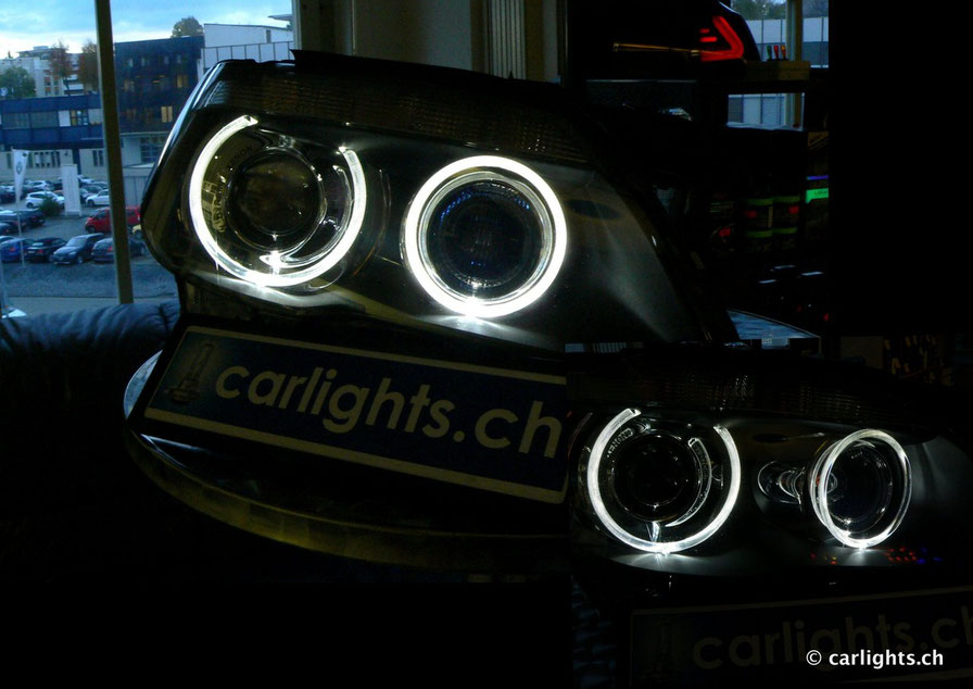LED angeleyes Standlicht BMW
