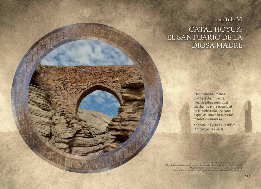 Capítulo 6. Çatal Höyük: el santuario de la Diosa Madre