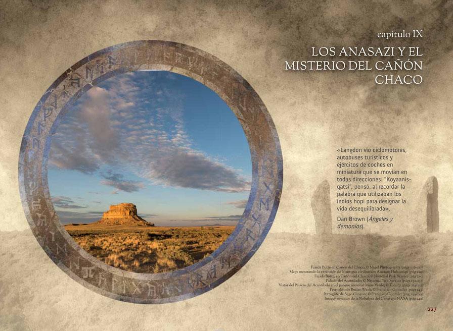 Capítulo 9. Los anasazi y el misterio del Cañón Chaco