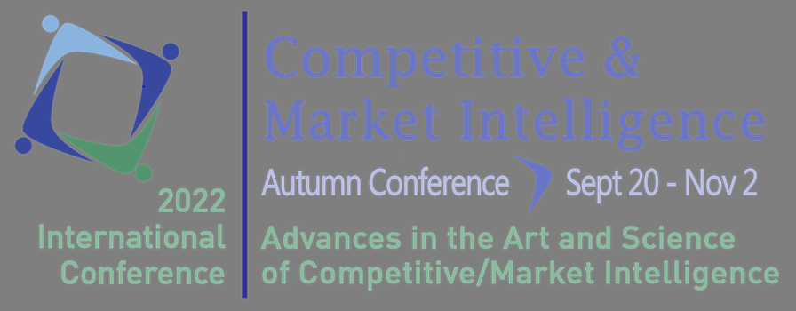 International Competitive and Market Intelligence Conference