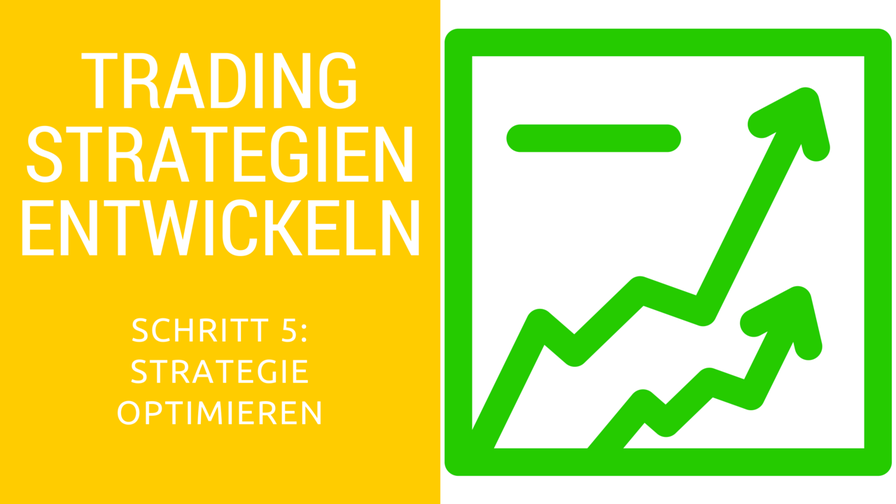 Trading Strategie optimieren