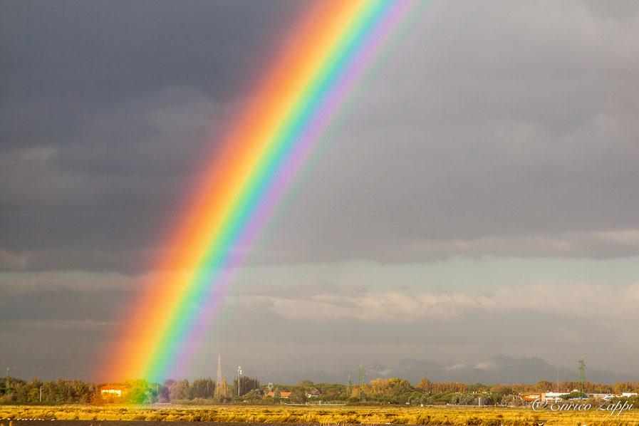 Colori dell 39 iride fotografarelanaturaenricozappi jimdopage - Arcobaleno a colori e stampa ...