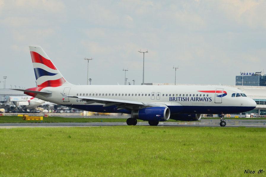 A320-200 (G-EUYD)
