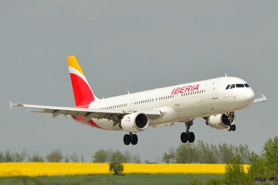 A321-200 (EC-JDR)