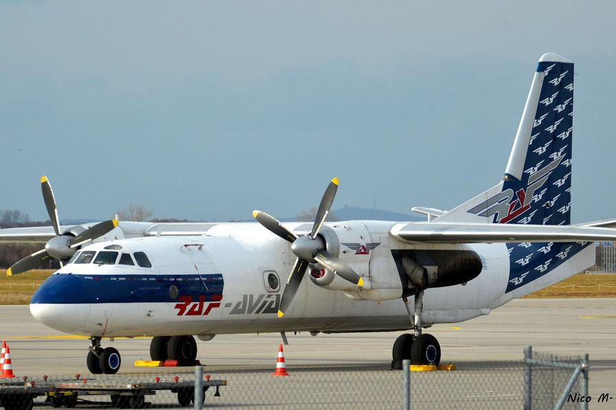 An-26 (YL-RAE)