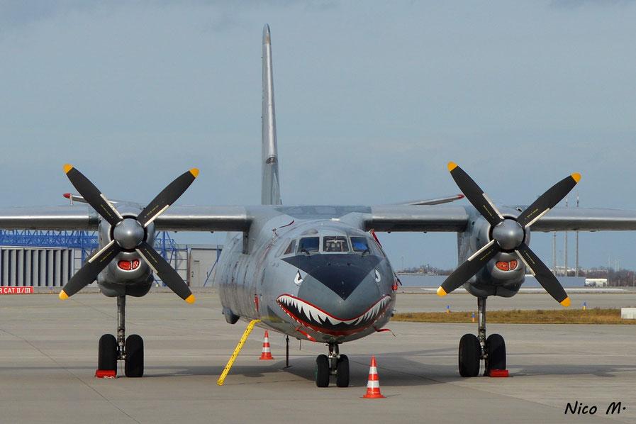 An-26 (LZ-ABR)