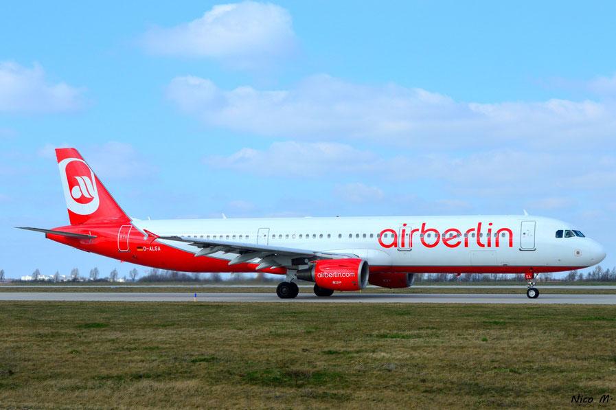 A321-200 (D-ALSA)
