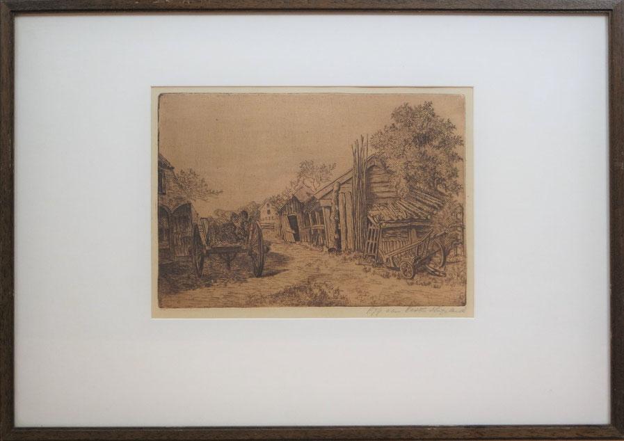 te_koop_aangeboden_een_ets_van_de kunstenares_to_van_oosten-slingeland_1887-1975