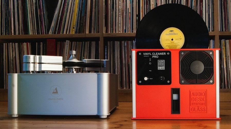 Audio Desk Vinyl Cleaner Pro Review Ayresmarcus