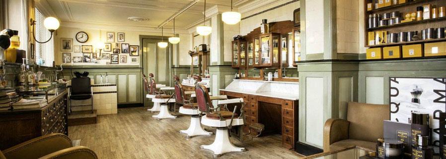 Ein klassischer Barbershop