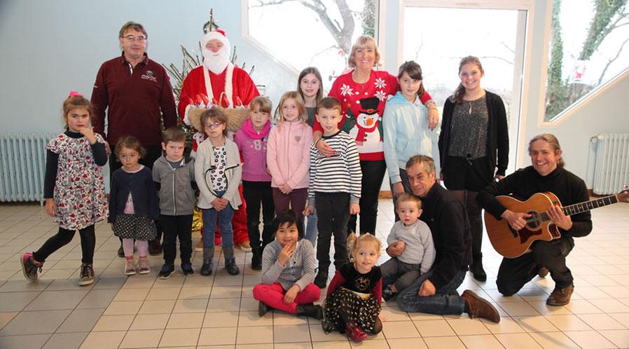 Noël des enfants 2019 - Mairie de Bréville-sur-Mer