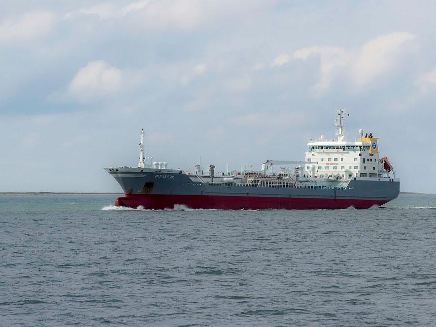 """Tanker """"Prospero""""."""