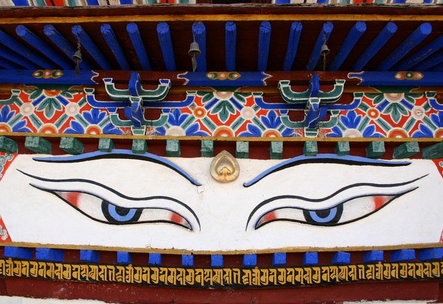 Palkhor-Kloster in Gyantse, Tibet