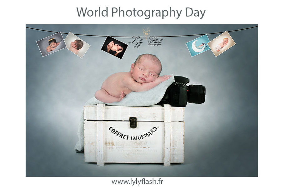 world photography day anniversaire photographie photographe naissance