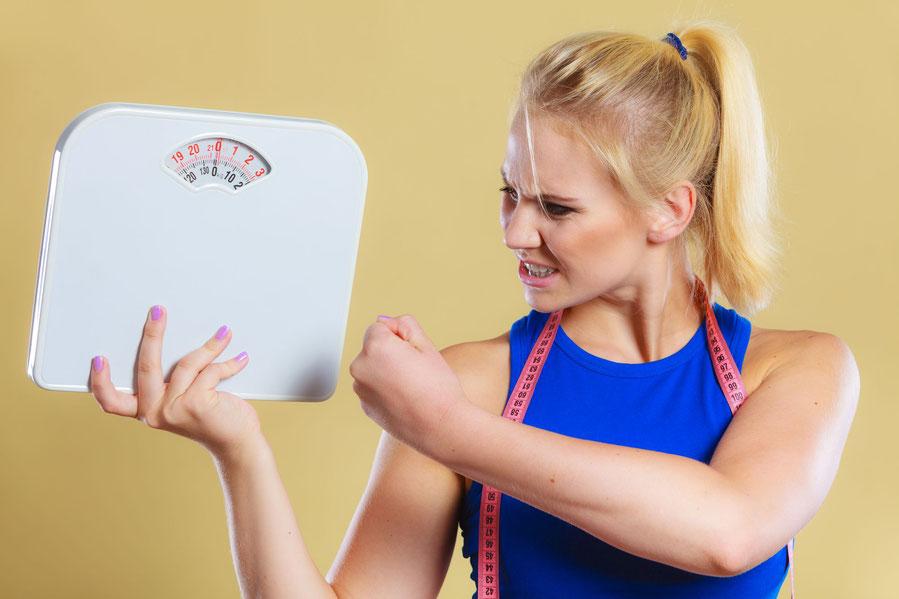 Ernährungscoach zum richtigem wiegen