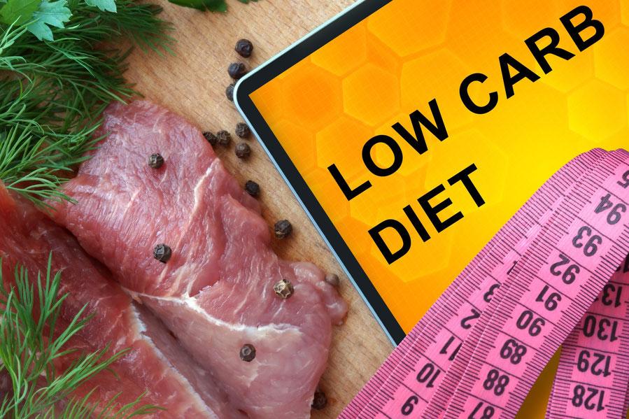 Fleisch und Low carb, so Ihr Personaltrainer