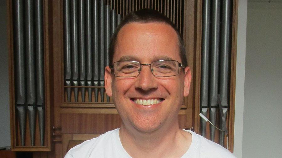 Leitet wohl doch nicht den Hasloher Gospelchor: Kirchenmusiker Michael Schmult