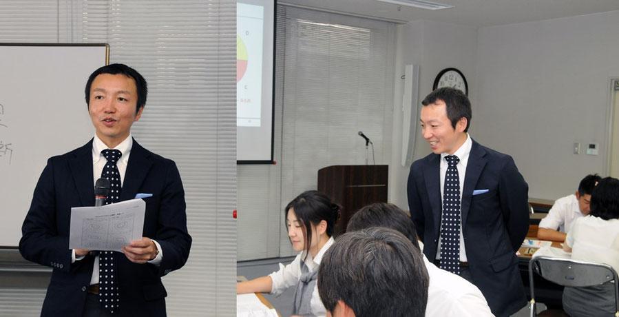 商工会議所・商工会でセミナー講師を担当する経営コンサルタント