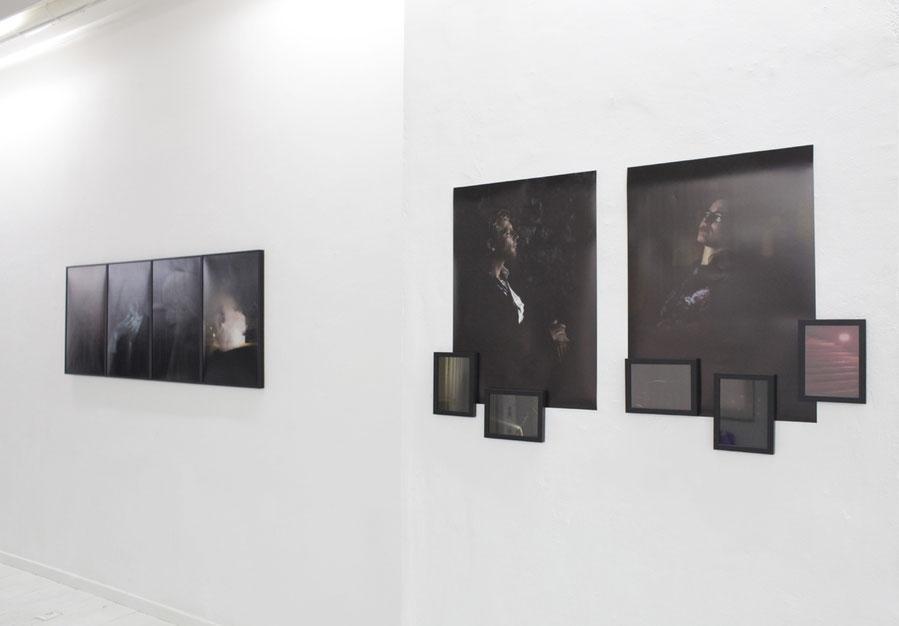 Ausstellungsansicht, 2017, metamatic : taf Galerie, Athen, Greece