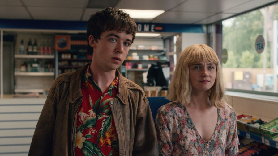 The end of the f***ing World auf Netflix, FANwatch im November