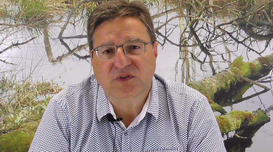 Bürgermeister Köppl hat schriftlich zu aktuellen Themen Stellung genommen (Foto aus einem früheren Videobeitrag)