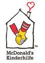 Logo McDonalds Kinderhilfe