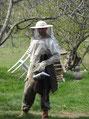 Mohamed aux abeilles