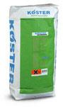 Der KÖSTER Hydrosilikatkleber SK ist ein systemgebundener Mörtel zur Verklebung der KÖSTER Hydrosilikatplatten. Ebenfalls wird der KÖSTER Hydrosilikatkleber SK zur Verklebung der Plattenstöße und zur Abspachtelung der verbauten Platten eingesetzt.