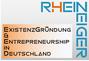 Logo des Gründermagazins RheinZeiger
