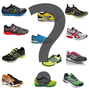 Choix des chaussures de running, podologue paris
