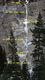 Guide de haute montagne maurienne aussois cascade de glace alpinisme topo glacenost Matthieu BRIGNON