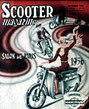Couverture d'un numéro de Scooter magazine