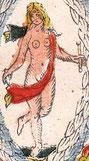 Personnage - Tarot de François Chosson