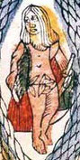 Personnage - Tarot de Jean Dodal