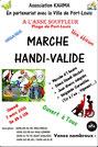 Marche Handi-Valide de la Kahma