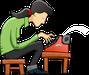 Se former à distance à la rédaction de textes en anglais, en 4 étapes.